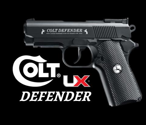 air pistols colt defender