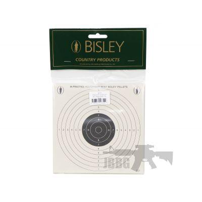 Bisley Paper Target 25 Pack
