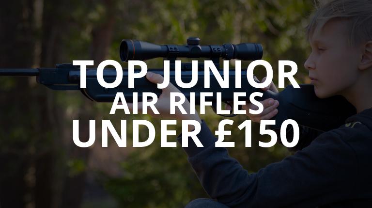 Top Junior Air Rifles Under £150