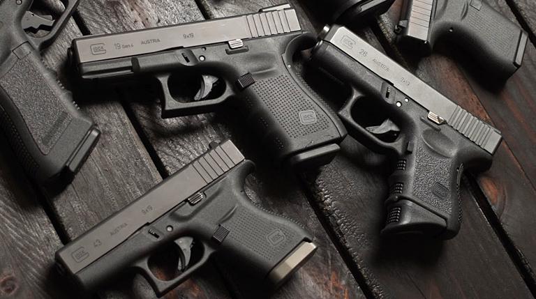 Spotlight on Glock Air Pistols