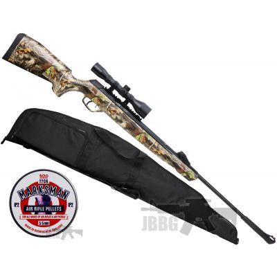 Kral Arms No7 Next Microprint Stock Air Rifle Kit .22