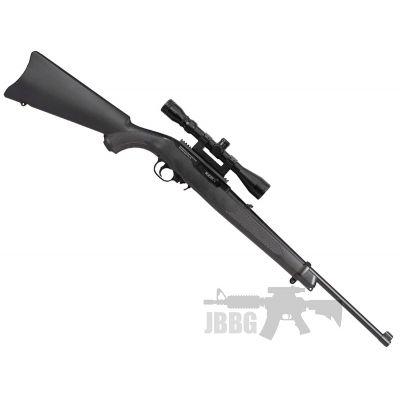 UX Ruger Co2 .177 Air Rifle Bundle Set