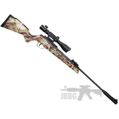 Milbro Explorer Camo .22 Spring Air Rifle