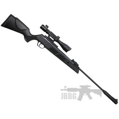 Milbro Explorer Black .22 Spring Air Rifle