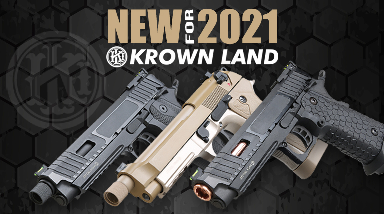 New in from Krown Land