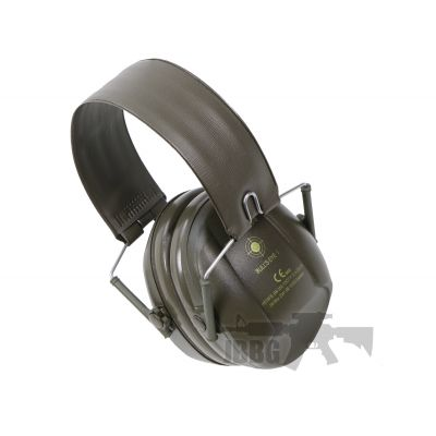 PELTOR Bull's Eye Hearing Protectors – Green