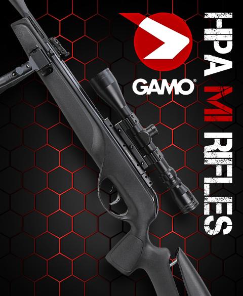 gamo hpa mi air rifles at just air guns