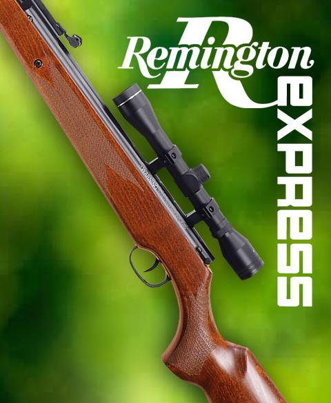 remington express air rifles at just air guns uk