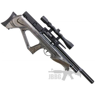 BSA Defiant PCP Black Pepper Stock .177 Air Rifle