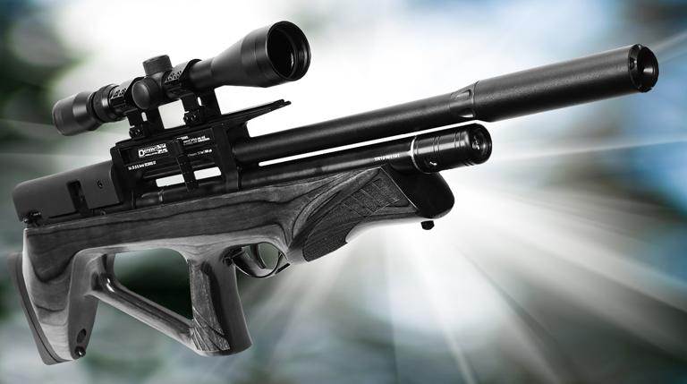 BSA Defiant Airgun Review