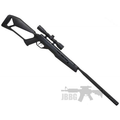 Crosman Fire QuietFire Break Barrel Air Rifle .22