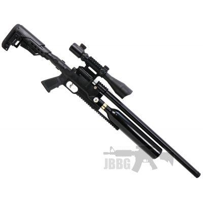 Kral Puncher Jumbo Hi-Cap PCP Air Rifle .22
