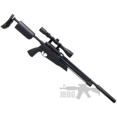 AirArms S510 XS TDR Tactical PCP Air Rifle .177
