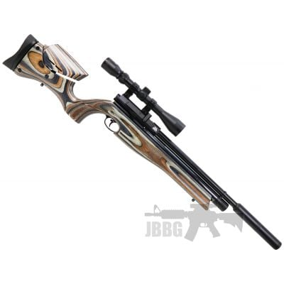 AirArms S510 Carbine Ultimate Sporter Ambi Laminate Stock PCP Air Rifle .177