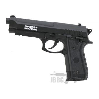 Swiss Arms SA P92 Air Pistol 4.5 BB