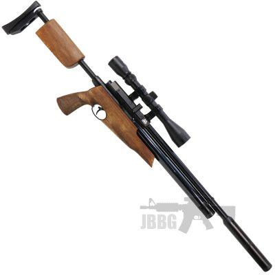 AirArms S510 TDR Walnut Stock RH PCP Air Rifle