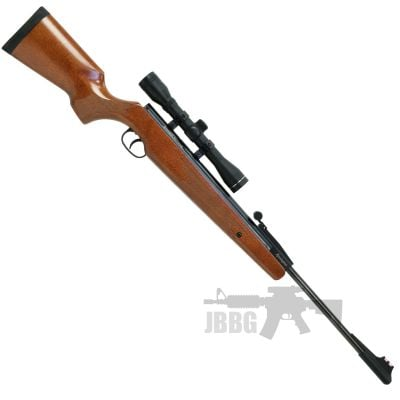 REMINGTON EXPRESS COMPACT AIR RIFLE WITH SCOPE