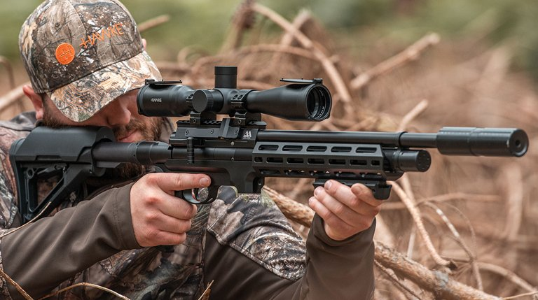 New S510T Tactical Airgun from Air Arms